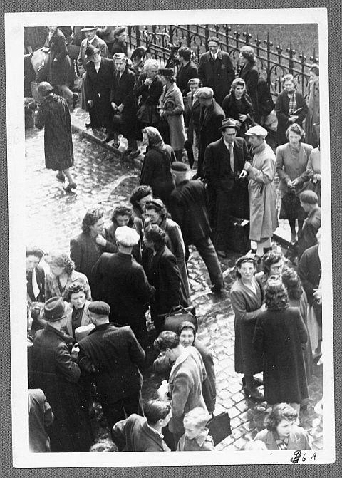 Départ de juifs, 8 août 1942