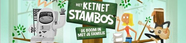 Het Ketnet stambos: de boom in met je familie!